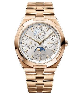 Vacheron Constantin Horloge Overseas 42mm Ultra Thin Perpetual Calendar 4300V/120R-B064