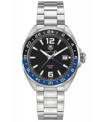 TAG Heuer Horloge Formula 1 41mm Calibre 7 GMT WAZ211A.BA0875