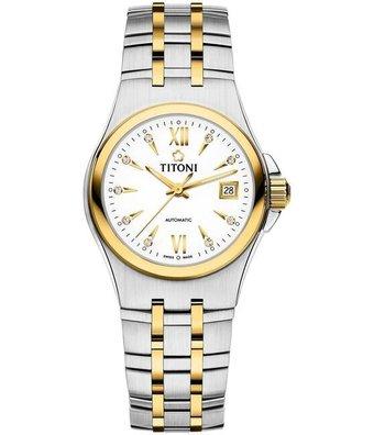 Titoni Horloge Impetus 27mm 23730SY271