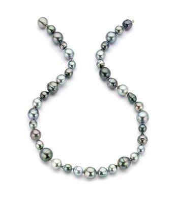 Schaap en Citroen Parel Collier Pearls matte sluiting 5-792-21450-9000-0002