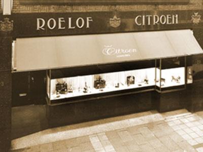 Dutch Jeweller's family Citroen - Schaap en Citroen
