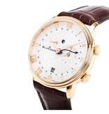 Blancpain Horloge Villeret 40mm Ultra Slim Reveil GMT 6640-3642-55B