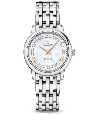 Omega Horloge De Ville 27mm Prestige 424.10.27.60.55.001