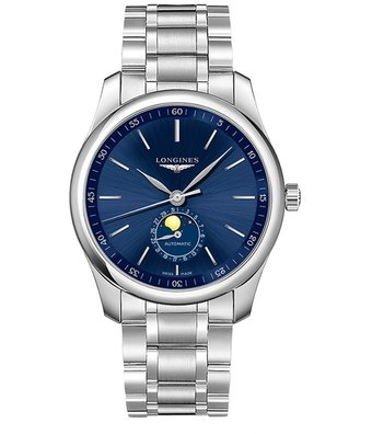 newest 40204 efcff Longines Master Collection 40mm L2.909.4.92.6