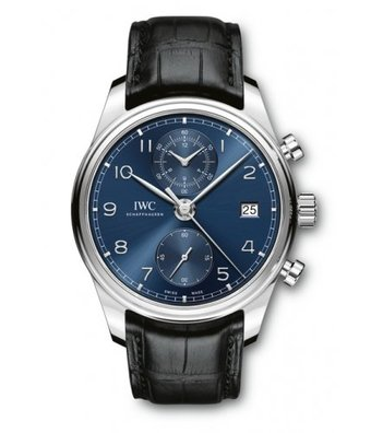 IWC Horloge Portugieser 42mm Chronograph Classic IW390303