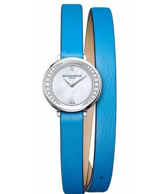 Baume & Mercier Horloge Petite Promesse 22mm M0A10288