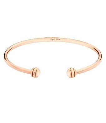 Piaget Possession bangle bracelet in 18K pink gold (G36PR100)