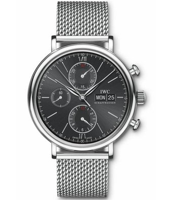 IWC Horloge Portofino 42mm Chronograph IW391010
