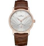 Blancpain Horloge Villeret 40mm Ultra Slim Retrograde 6653Q-3642-55A