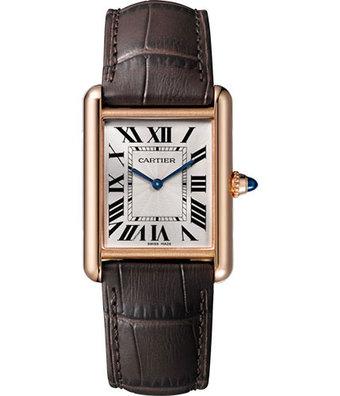 Cartier Horloge Tank Louis Cartier LM WGTA0011