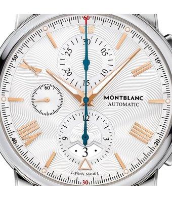 Montblanc 4810 Chronograph 43mm 114855