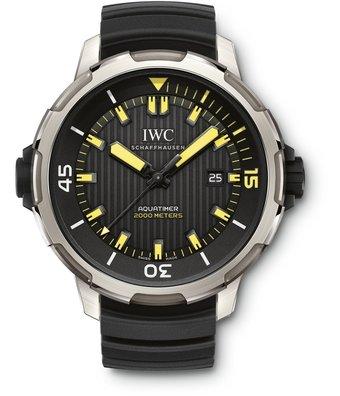 IWC Aquatimer 46mm Automatic 2000 IW358001