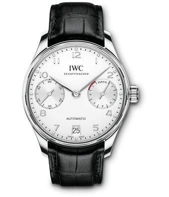 IWC Horloge Portugieser 42mm Automatic IW500712