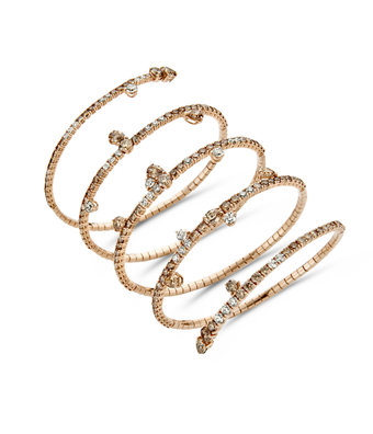 Schaap en Citroen Fantasie Armband Diamonds 276-12650