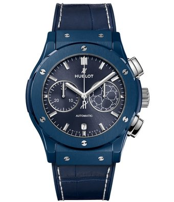 Hublot Classic Fusion 45mm Champions League 521.EX.7170.LR.UCL18