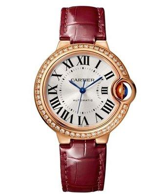 Cartier Horloge Ballon Bleu 33mm WJBB0033