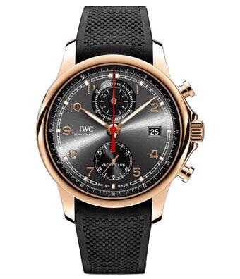 IWC Horloge Portugieser 44mm Yacht Club Chronograph IW390505
