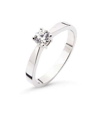 SC 1888 Solitair Ring Chara 0,3 1688P04