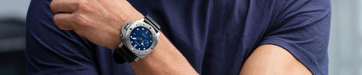 Men's watches | Schaap en Citroen | Jewellery, diamonds & watches since 1888