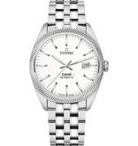 Titoni Horloge Cosmo 41mm 878-S-606