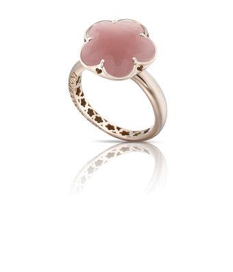Pasquale Bruni Ring Bon Ton roze chalcedon 15386R