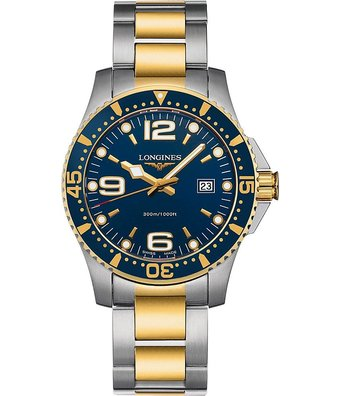 Longines Horloge HydroConquest 41mm L3.740.3.96.7