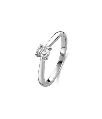Schaap en Citroen Solitair Ring Diamonds 1A292W8