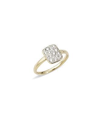 Pomellato Ring Sabbia klein vierkant A.B903PO7/B9