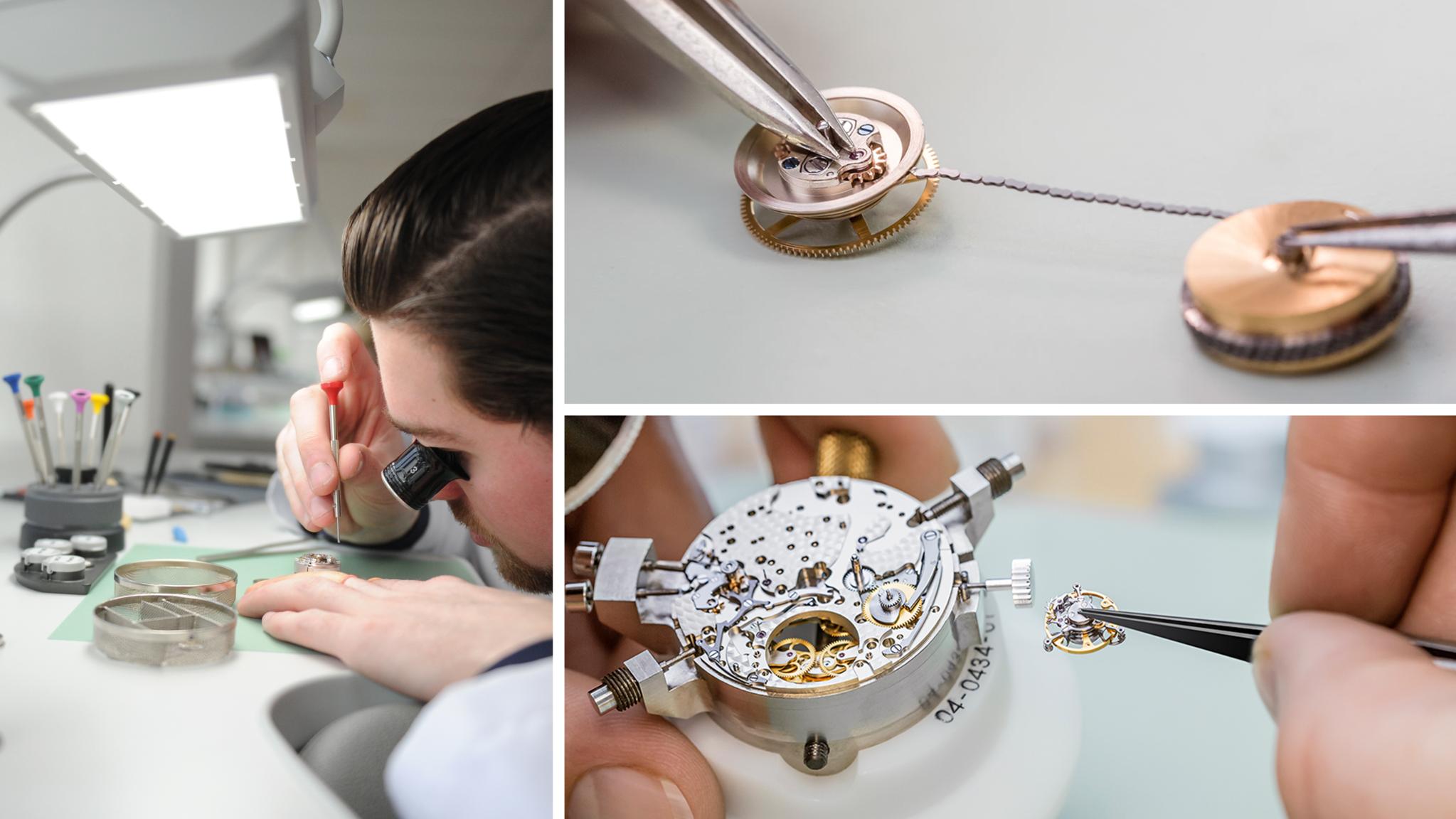 Basistips voor de onderhoud van uw horloge!