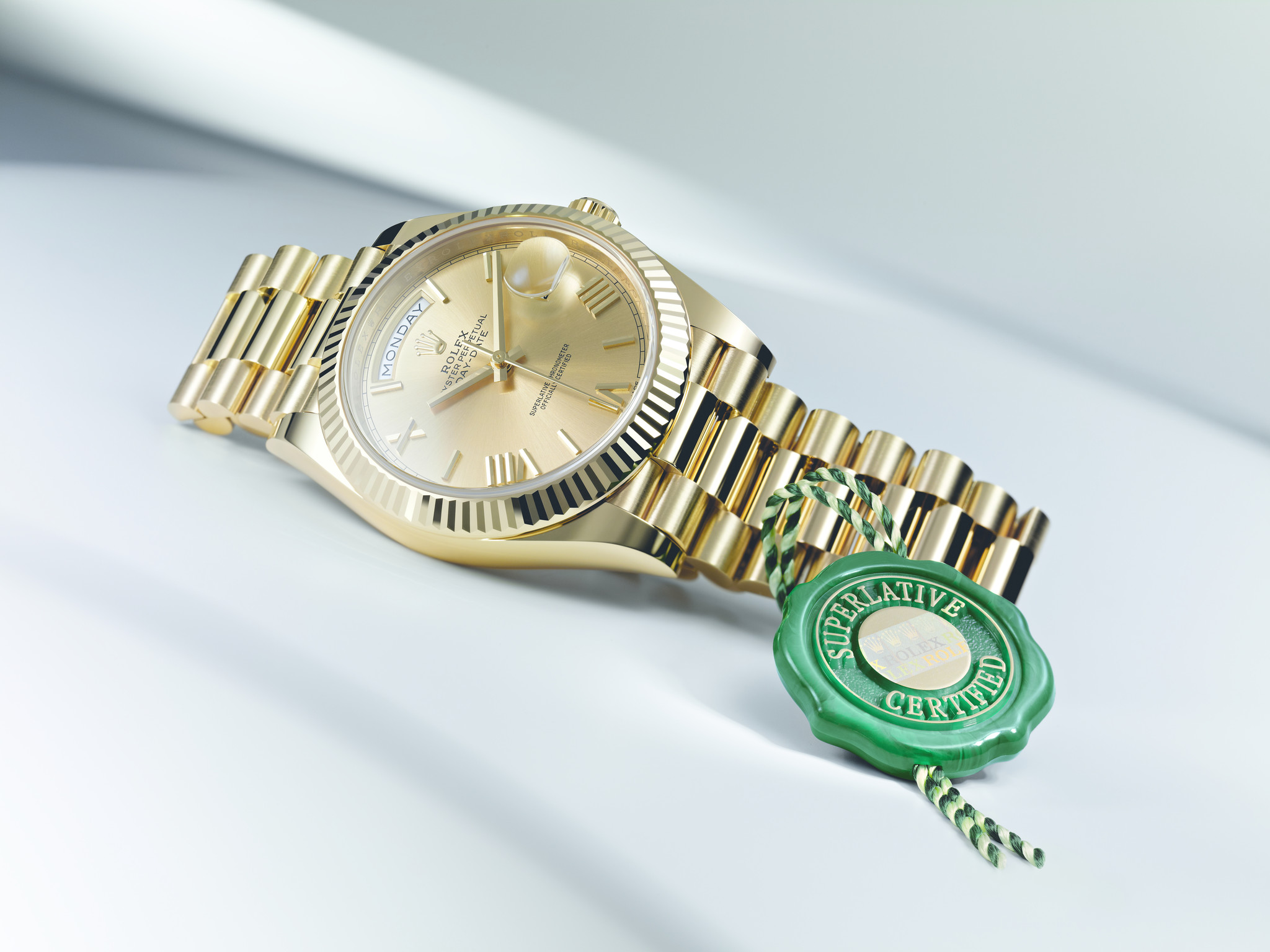 Waar kan ik mijn Rolex laten onderhouden of repareren?