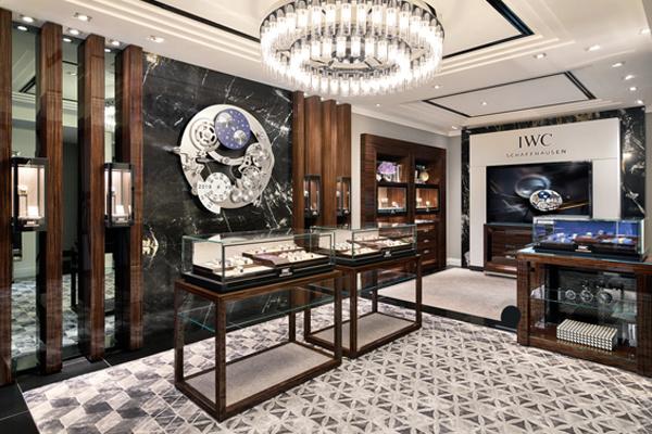 IWC Boutique Schaap en Citroen | gevel juweliershuis