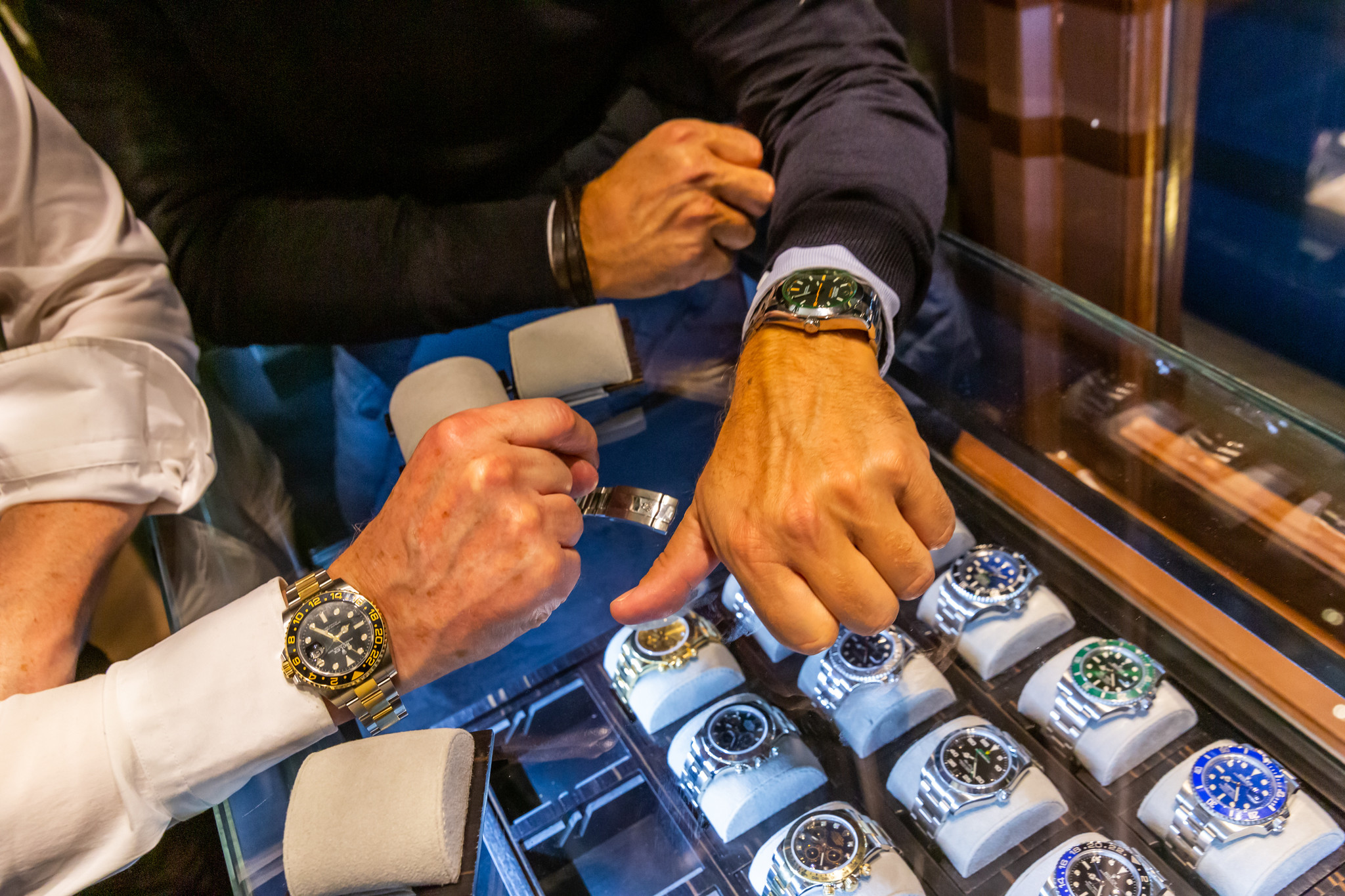 Waar moet u op letten bij de aanschaf van een pre-owned of vintage horloge?