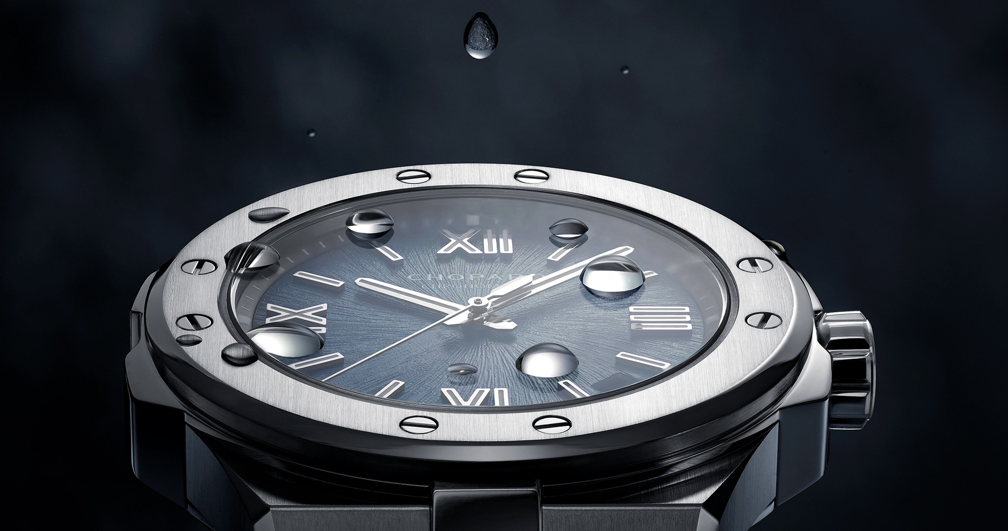 Chopard lanceert nieuwe horloge collectie voor het eerst sinds 10 jaar