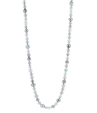 Schaap en Citroen Parel Collier Pearls matte sluiting 5-22131-43