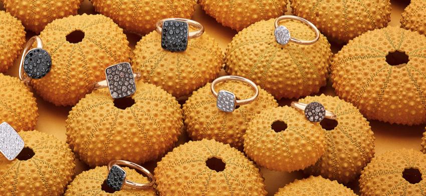 Pomellato, hét nummer 1 sieraden merk in Italië komt uit met een nieuwe collectie