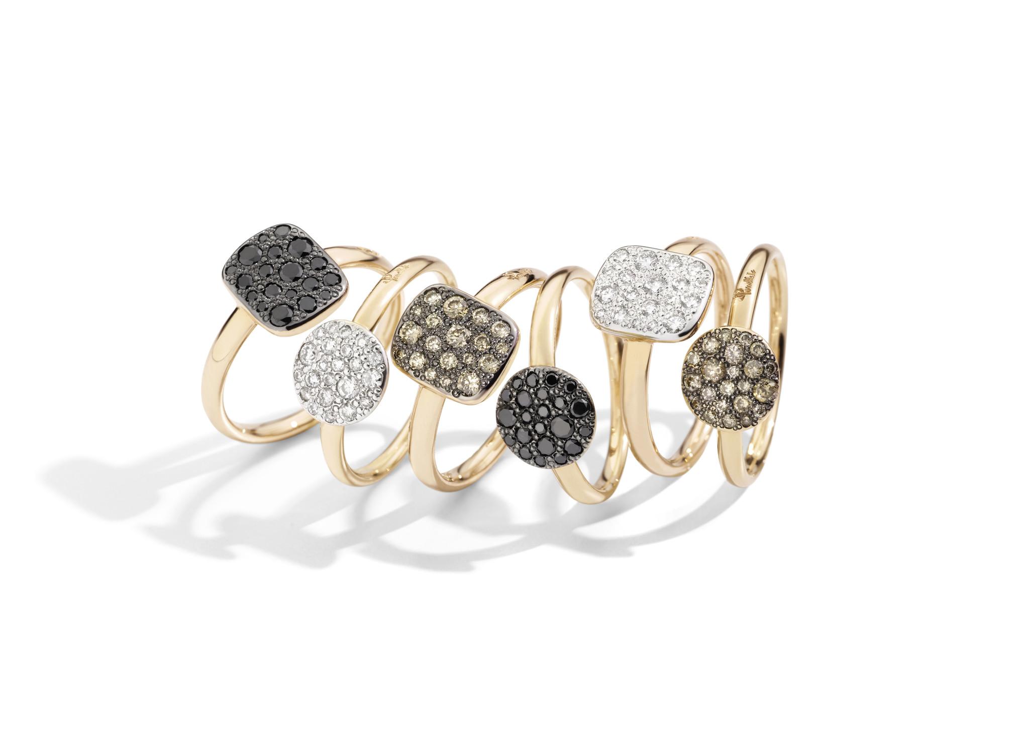 Pomellato SABBIA collectie - bij Schaap en Citroen juweliers