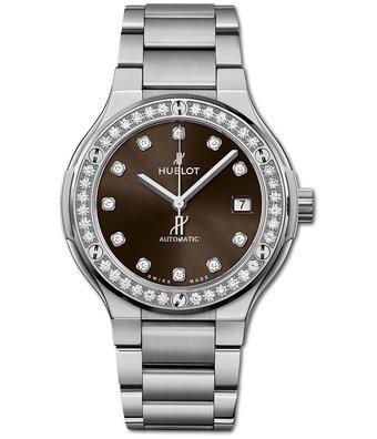 Hublot Horloge Classic Fusion 33mm 568.NX.897M.NX.1204