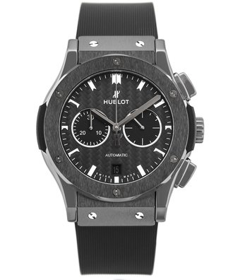 Hublot Horloge Classic Fusion 42mm Black Magic 541.CM.1771.RX