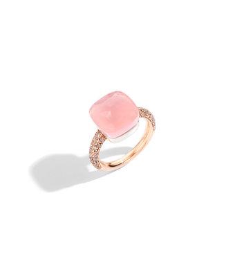 Pomellato Ring Nudo Capsule A.B401/BRO6QR
