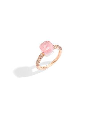 Pomellato Ring Nudo A.B704BRO6/QR