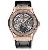 Hublot Horloge Aerofusion Moonphase  45mm King Gold 517.OX.0180.LR.1104