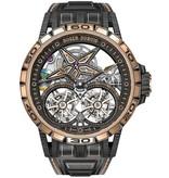 Roger Dubuis Horloge Excalibur 47mm Spider Double Tourbillon RDDBEX0674