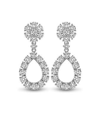 Chopard Oorhangers L'Heure du Diamant 849067-1001
