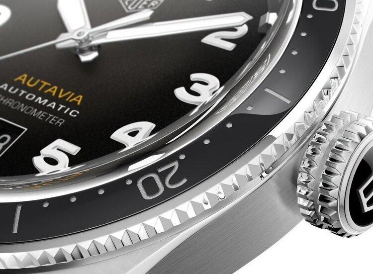 Ze zijn ein-de-lijk binnen; de TAG Heuer Autavia horloges!