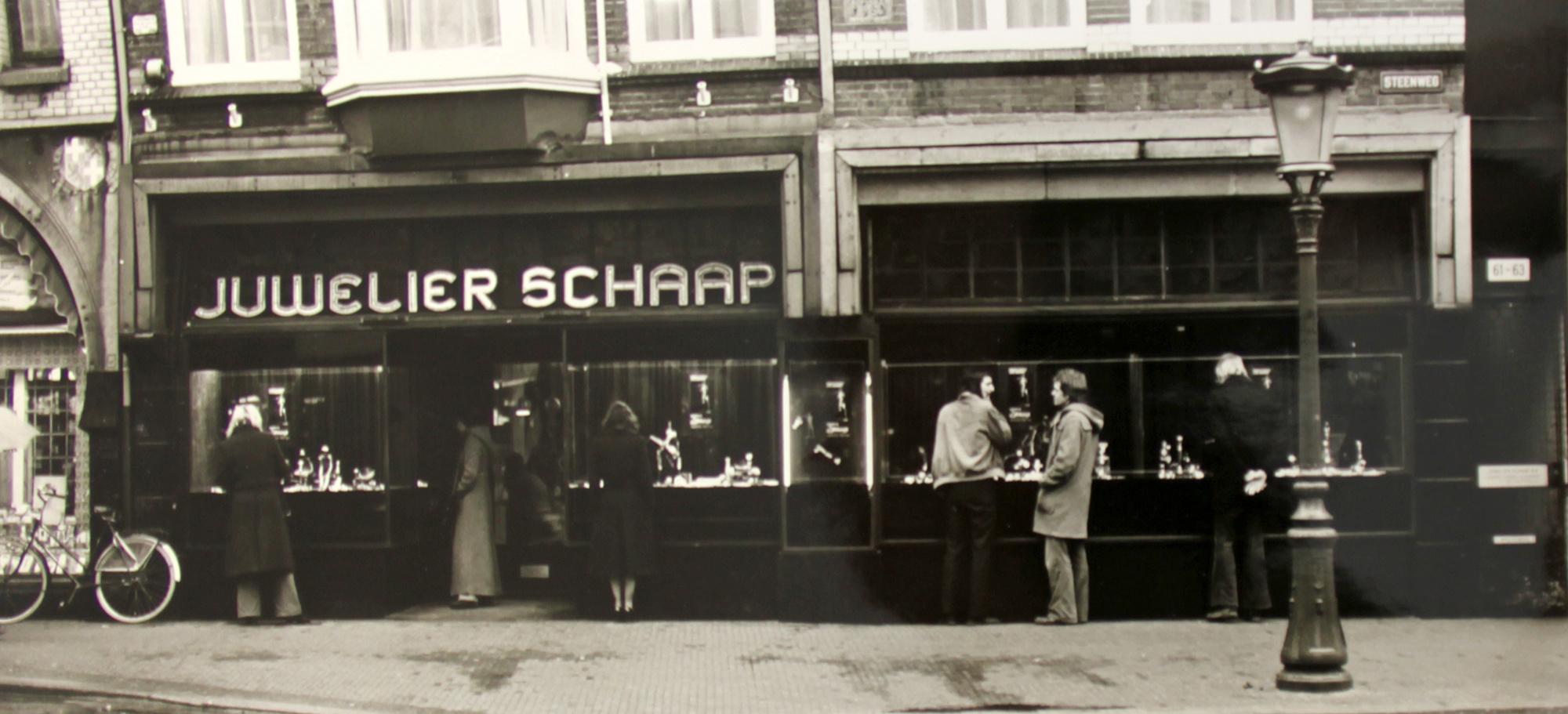 132 jaar Schaap en Citroen! De rijke historie en brede ervaring van ons juweliershuis.