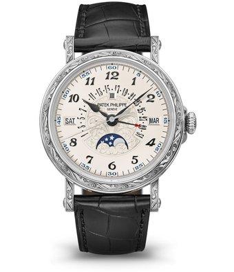 Patek Philippe Horloge Grand Complications Perpetual Calendar 5160/500G-001