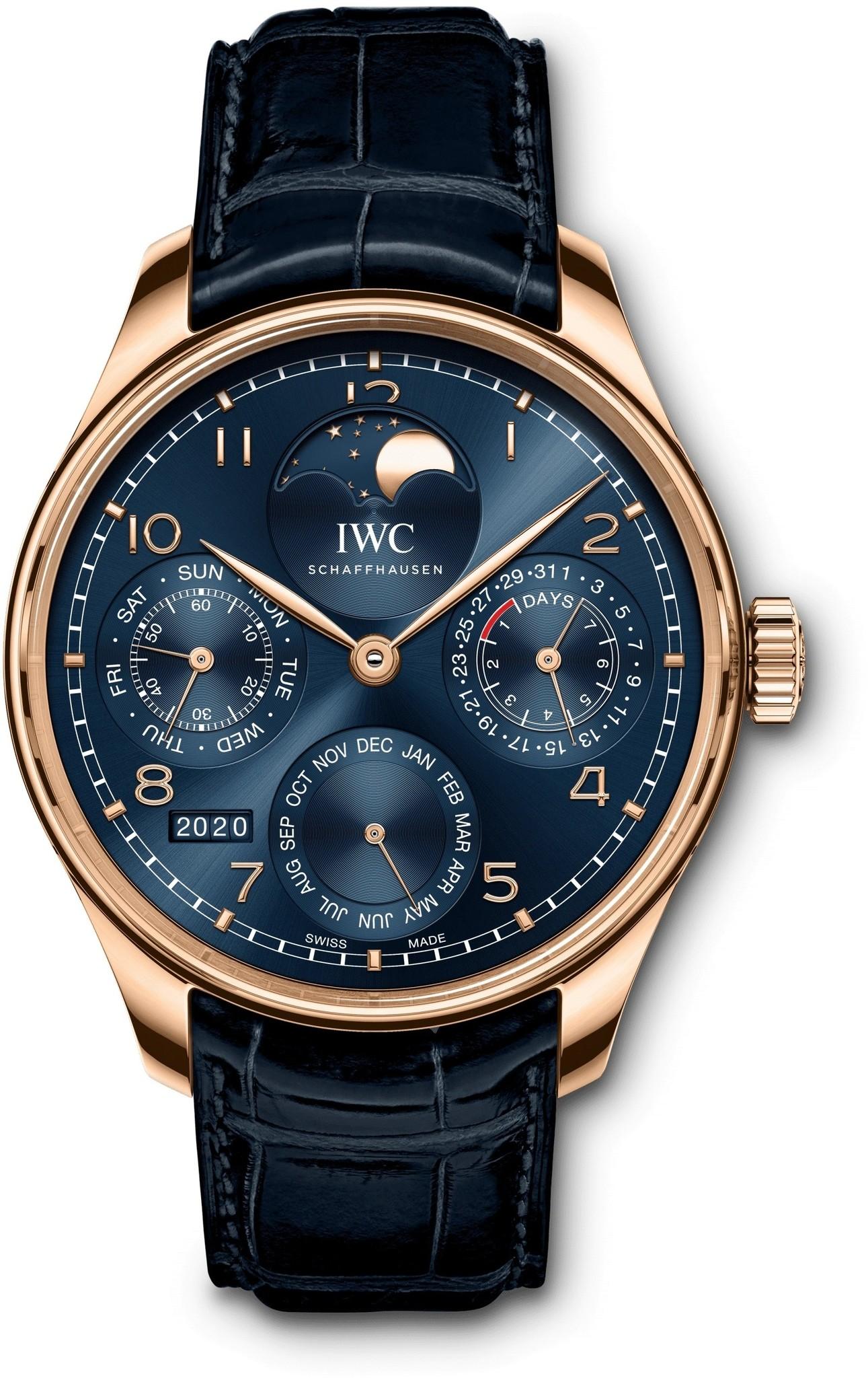 IWC Portugieser 44mm Perpetual Calendar IW503312