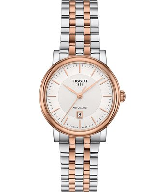 Tissot Horloge T-Classic 30mm Carson Automatic Lady T122.207.22.031.01