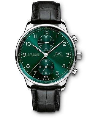 IWC Horloge Portugieser 41mm Chronograph IW371615