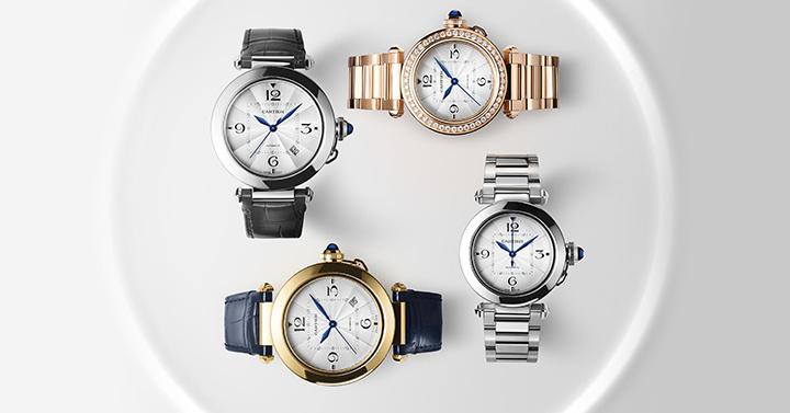 Pasha de Cartier; een iconisch horloge geherintroduceerd